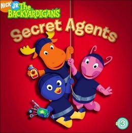 Secret Agents (Backyardigans Series #3)