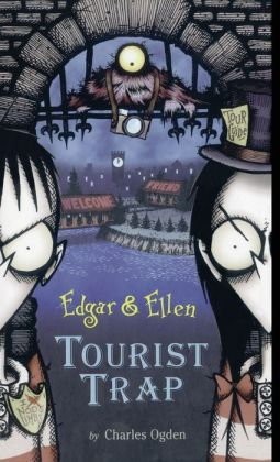 Tourist Trap (Edgar and Ellen Series #2)