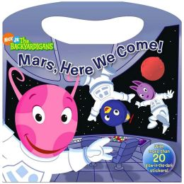 the backyardigans mission to mars book - photo #6