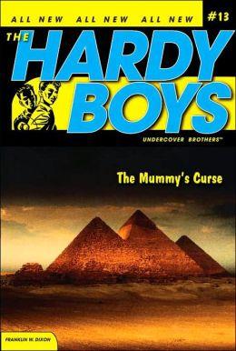 Mummy's Curse (Hardy Boys Undercover Series #13)
