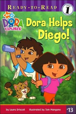 Dora Helps Diego! (Dora the Explorer Ready-to-Read Series)