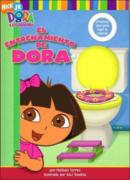 El entrenamiento de Dora (Dora's Potty Book)