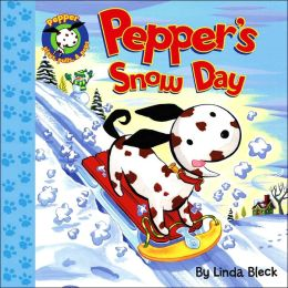 Pepper's Snow Day