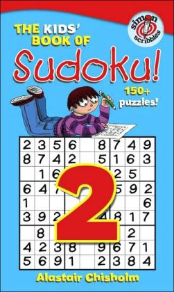The Kid's Book of Sudoku 2