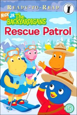 Rescue Patrol (Backyardigans Ready-to-Read Series)