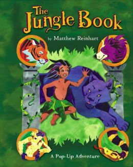 Jungle Book: A Pop-up Adventure