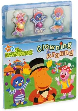 Clowning Around (Backyardigans Series)