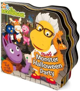 Monster Halloween Party (Backyardigans Series)