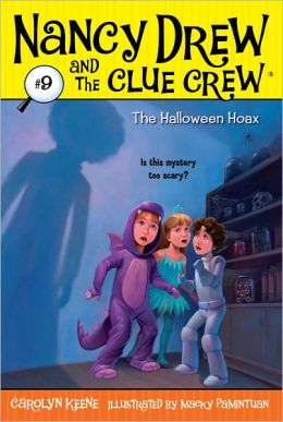 The Halloween Hoax (Nancy Drew and the Clue Crew Series #9)