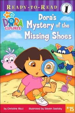 Dora's Mystery of the Missing Shoes (Dora the Explorer Ready-to-Read Series)