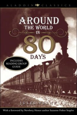 Around the World in 80 Days (Aladdin Classics Series)