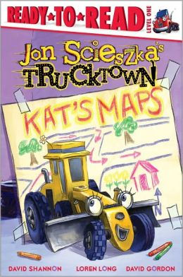 Kat's Maps (Jon Scieszka's Trucktown Series)