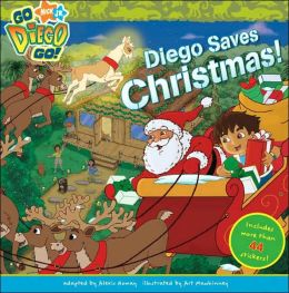 Diego Saves Christmas (Go, Diego, Go!)
