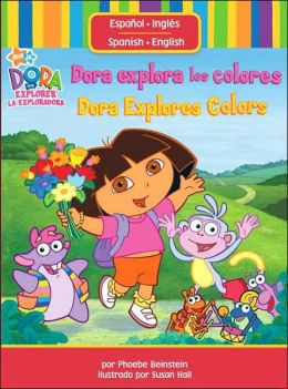 Dora Explora Los Colores/Dora Explores Colors