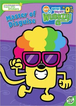 Master of Disguise (Wow! Wow! Wubbzy! Serries)