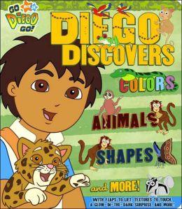Diego Discovers (Go, Diego, Go! Series)