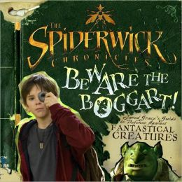 Beware the Boggart!: Jared Grace's Guide to Defense against Fantastical Creatures