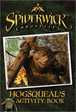 Hogsqueal's Activity Book