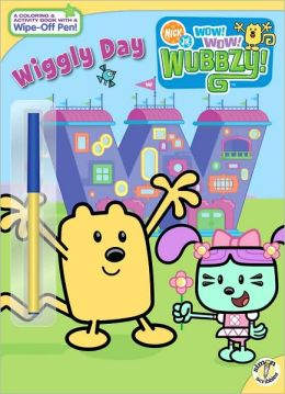 Wiggly Day (Wow! Wow! Wubbzy! Series)