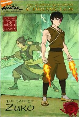 The Tale of Zuko (Avatar: The Earth Kingdom Chronicles Series #5)