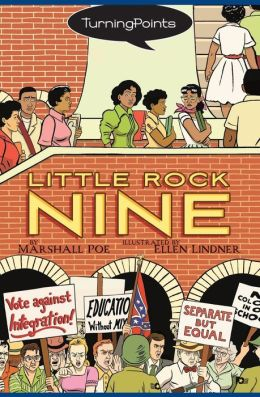 Little Rock Nine(Turning Points Series)
