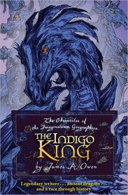 The Indigo King (Chronicles of the Imaginarium Geographica Series #3)