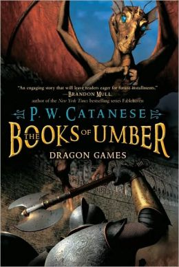Dragon Games (Books of Umber Series #2)