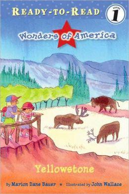Yellowstone (Wonders of America Series)