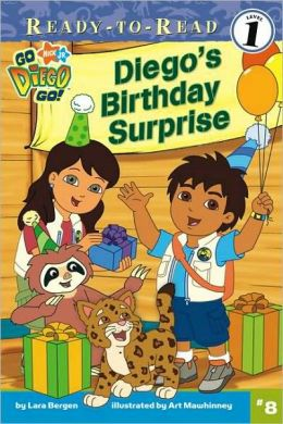 Diego's Birthday Surprise (Go, Diego, Go! Ready-to-Read Series #8)