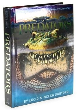 Predators: A Pop-Up Book with Revolutionary Technology