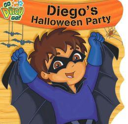 Diego's Halloween Party (Go, Diego, Go! Series)