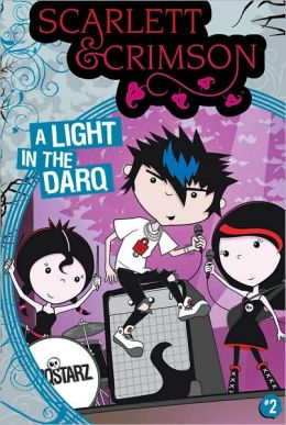 A Light in the Darq (Scarlett & Crimson Series)