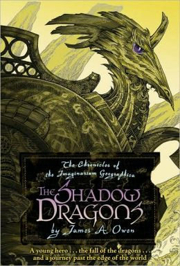 The Shadow Dragons (Chronicles of the Imaginarium Geographica Series #4)