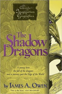 The Shadow Dragons (Chronicles of the Imaginarium Geographica Series)