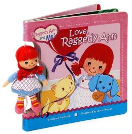 Love, Raggedy Ann (Raggedy Ann and Me! Series)