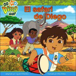 El Safari de Diego (Diego's Safari Rescue)