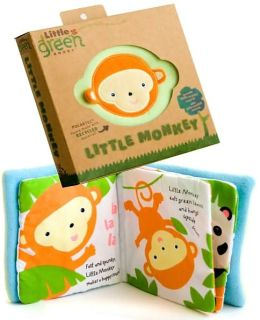 Little Monkey (Little Green Books Series)