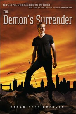 The Demon's Surrender (Demon's Lexicon Trilogy Series #3)