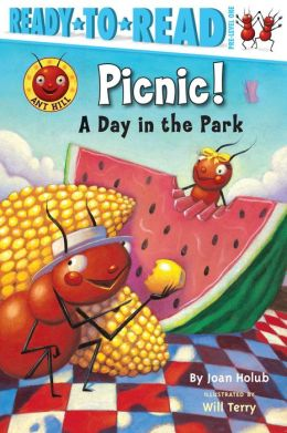 Picnic!: A Day in the Park (with audio recording)