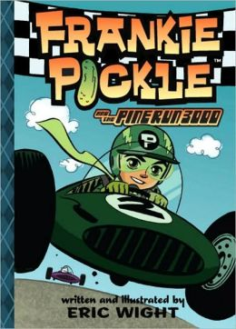 Frankie Pickle and the Pine Run 3000 (Frankie Pickle Series)