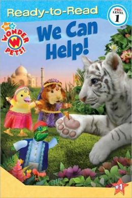 We Can Help! (Wonder Pets! Ready-to-Read Series)