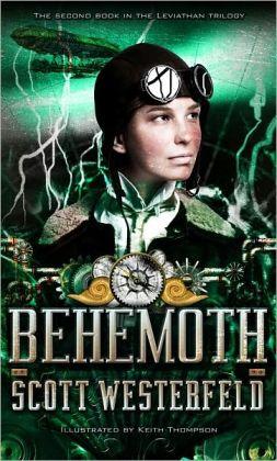 Behemoth (Leviathan Series #2)