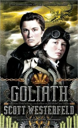 Goliath (Leviathan Series #3)