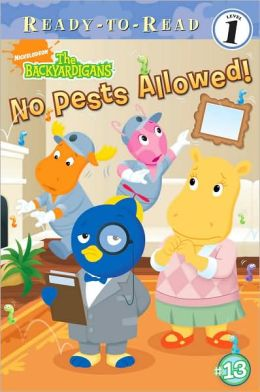 No Pests Allowed! (Backyardigans Ready-to-Read Series)