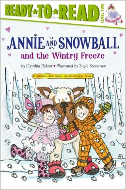 Annie and Snowball and the Wintry Freeze (Annie and Snowball Series #8)