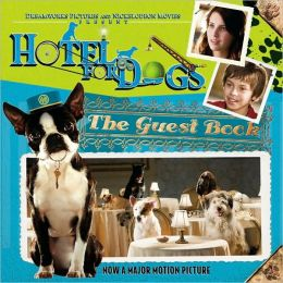 The Guest Book (Hotel for Dogs Series)