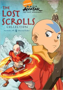 The Lost Scrolls Collection (Avatar: The Lost Scrolls Series)