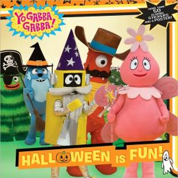 Halloween Is Fun! (Yo Gabba Gabba! Series)