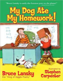 My Dog Ate My Homework!