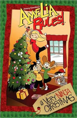 A Very Ninja Christmas (Amelia Rules! Series)
